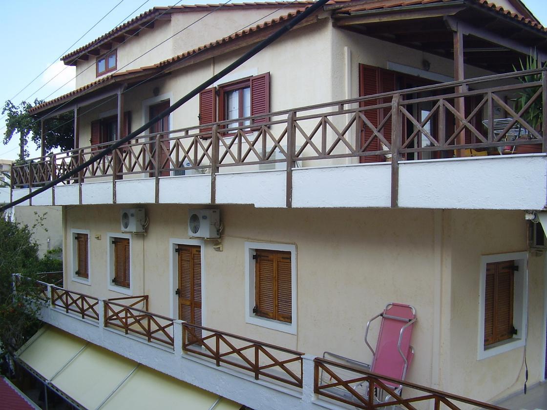 Hotel Appartementen Zorbas, Agia Pelagia, Kreta