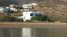 Pension Psathi Beach, Ios