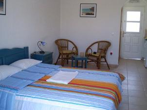 Sohoro Rooms, Iraklia