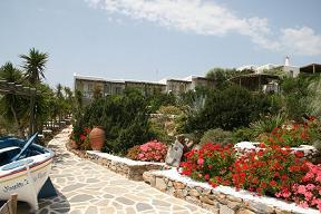 Villa Zografos, Iraklia