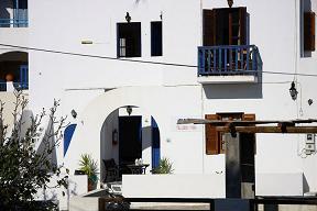 Angelos Rooms, Iraklia
