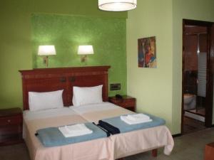 Thassos, Hotel Pegasus Limenas.