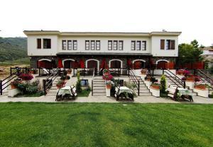 Thassos, Smaragdi Apartments in Sotiras.