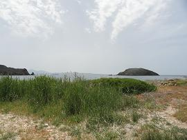 Kimolos, Ellinika Beach