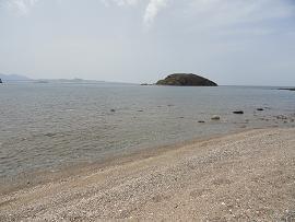 Kimolos, Ellinika Beach