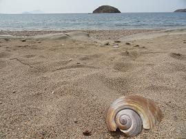 Kimilos, Ellinika Beach