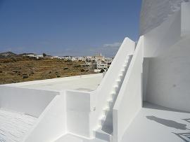 Kimolos, Hotel The Windmill