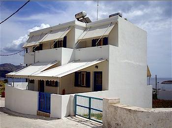 Kimolos, Faros Rooms in Chorio / Chora