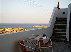 Kimolos, Faros Rooms in Chorio / Chora
