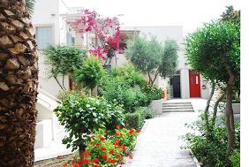 Kos, Nissia Kameres Hotel, studios and apartments