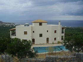 Villa Aetos Vigla, Milatos, Crete