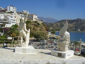 Agia Galini, Crete, Kreta