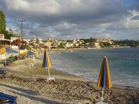 Agia Pelagia Beach, Kreta, Crete