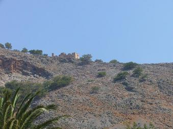 Agia Roumeli, Crete, Kreta.