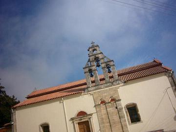 Agia Varvara, Crete, Kreta.