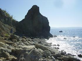 Het strand van Agios Georgios op Kreta, Agios Georgios Beach in Crete.