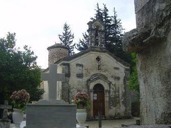 Agios Nikolaos Church, Crete, Agios Nikolaos kerk, Kreta.