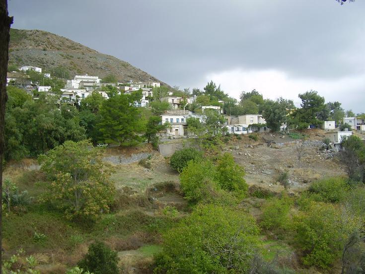 Agios Dimitrios, Crete.