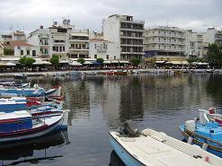 Agios Nikolaos, Crete, Kreta