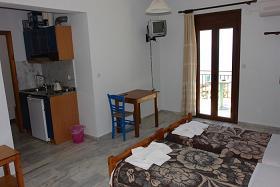 Het Agios Pavlos, Hotel Kavos Melissa.