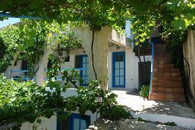 The Agios Pavlos, Hotel Kavos Melissa.