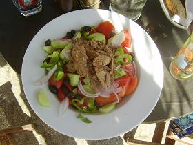 Almyrida, Caf� Francoise, Crete, Kreta