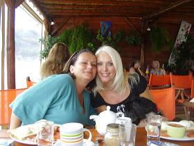 Almyrida, Café Francoise, Crete, Kreta, Pat and Frankie