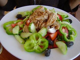 Almyrida, Café Francoise, Crete, Kreta