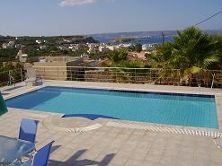 Villa Almyrida View, Villa in Crete, Almirida, Kreta