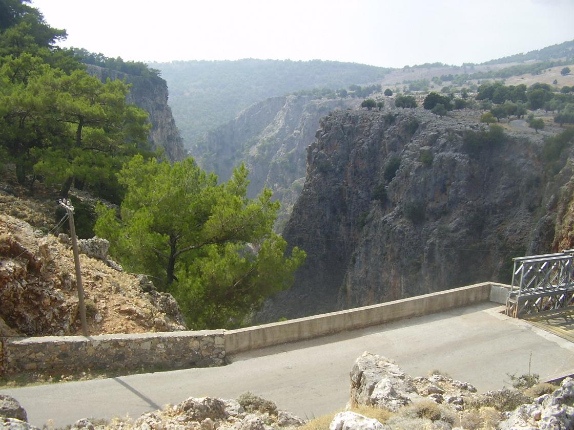 Stranden en naturistenstranden in het zuidwesten van Kreta