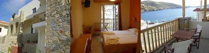 Madonna Apartementen Lesbos
