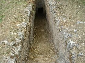 Armeni, Minoan tombs, Minoïsche tombes, Kreta, Crete.