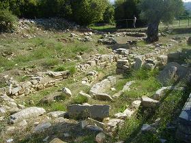 Agioi Asomatoi Church, Kreta, Crete.