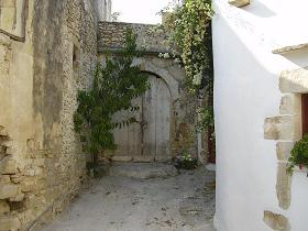 The village of Aspro, Sophia's House, Villa in Crete, Almirida, Kreta