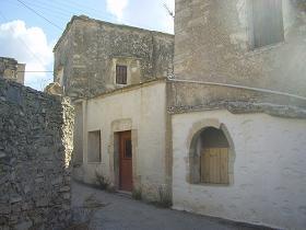 Aspro, Sophia's House, Villa in Crete, Almirida, Almyrida, Kreta