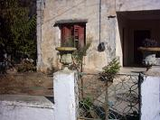 An old house in Avdou on Crete.