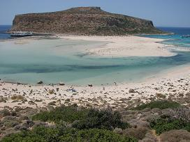 Balos Beach, Crete, Kreta