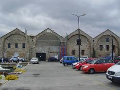 Chania Venetian arsenals, Venetiaanse arsenalen, Kreta, Crete