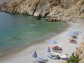 Chora Sfakion, Crete, Kreta