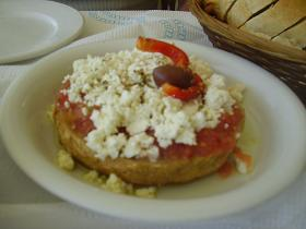 Chora Sfakion, Samaria Taverna, Crete, Kreta