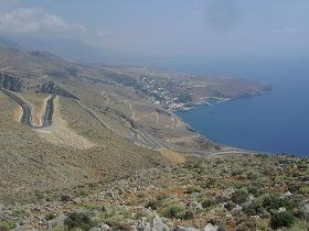 Ilingas Beach, Chora Sfakion, Crete, Kreta