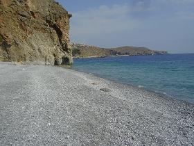 Ilingas Beach, Chora Sfakion, Sweet Water Beach, Crete, Kreta