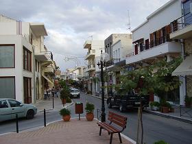 Dodoni Ouzeri, Kreta, Crete