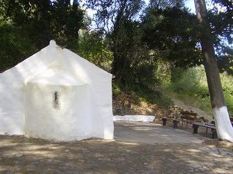 Drakona, Ayios Stephanos Church, Kreta, Crete.
