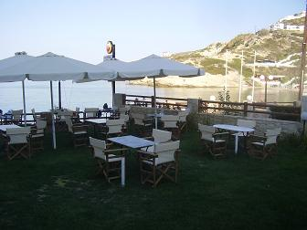 En Plo Café Bar, Lygaria Beach, Kreta, Crete