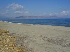 Episkopi beach, Madaros, Rethimnon, Kreta