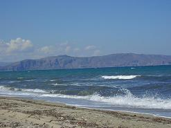 Episkopi Beach, Rethimnon, Crete