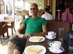 Exodos Café Palekastro Crete, Kreta
