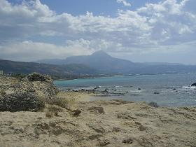 Falassarna Beach, Kreta, Crete