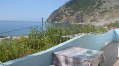 Agia Roumeli, Crete, Kreta, Faragi Rooms.